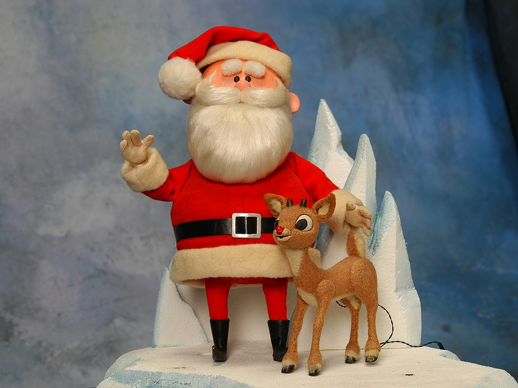 "Holiday Horrors: Santa Claus in ""Rudolph the Red-Nosed Reindeer ..."