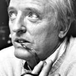 William Buckley. Photo Grant Peterson 781025. Scanned from Fairfax Archive.